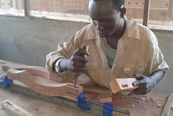 Carpentry training (discontinued)