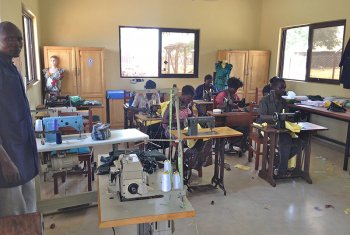 Income generating programs - Tailoring